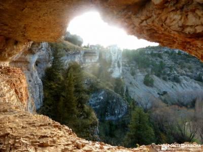 Cañones del Río Lobos y Valderrueda;licencia montaña mochilas para senderismo parque natural fuen